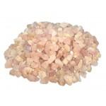 Rose Quartz Mini Undrilled Chips 10-15 mm (250g)
