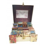 Treasure Chest - Oriental Patterned Stationery - 72 pcs